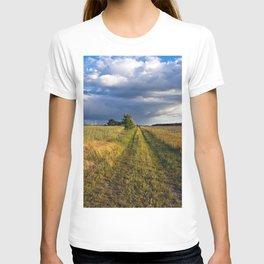 Summer Field Poetry #2 T-shirt
