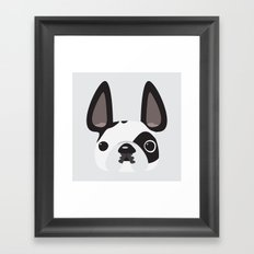 This is Rocky Framed Art Print
