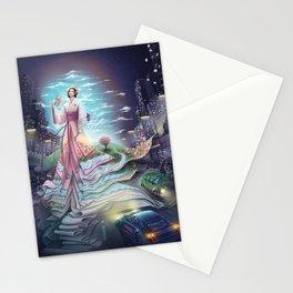 Uzume no Mikoto - By Lunart Stationery Cards