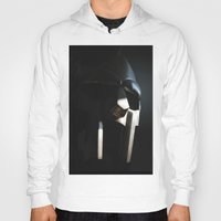 gladiator Hoodies featuring GLADIATOR Movie Poster - The Helmet of Maximus by tanman1