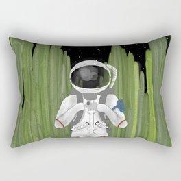 Qué dirás? Rectangular Pillow