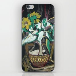 eq 'Sunflowers -1' iPhone Skin