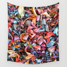 Leaf Art Wall Tapestry