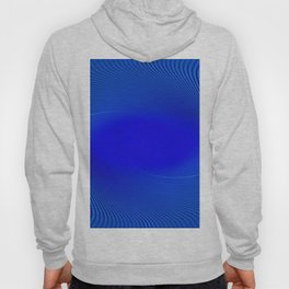 Electric Blue Swirl Hoody