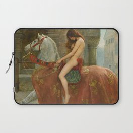 LADY GODIVA - JOHN COLLIER Laptop Sleeve