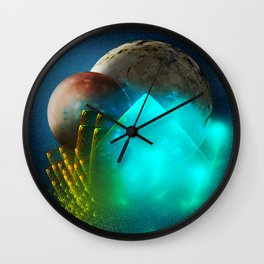 New worlds ripe for exploring Wall Clock