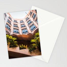 Skylight Garden | Casa Mila (La Pedrera) Barcelona Spain Travel Gaudi Architecture Photography Stationery Cards
