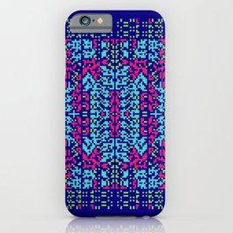 """""""Glitch"""" series #7 iPhone Case"""