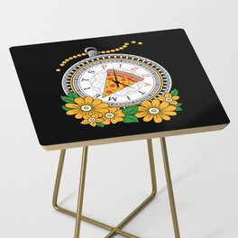 It's Pizza Time Side Table