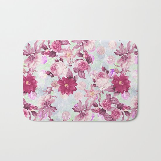 Botanical Garden Bath Mat
