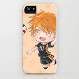 Hinata Shouyou  iPhone Case