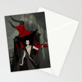 The Solace of Shadows Stationery Cards