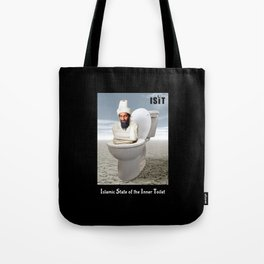 Islamic State of the Inner Toilet Tote Bag