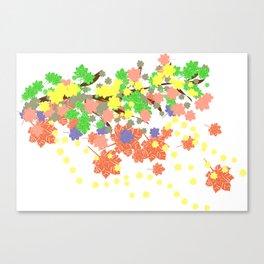Maple Tree Canvas Print