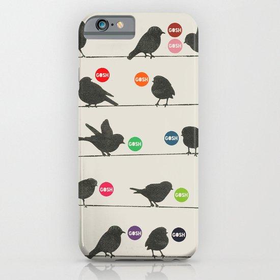 Birdsong_Gosh by Garima & Rachel  iPhone & iPod Case