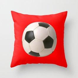 Soccerball Throw Pillow