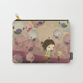 Balloon Tree Song Carry-All Pouch