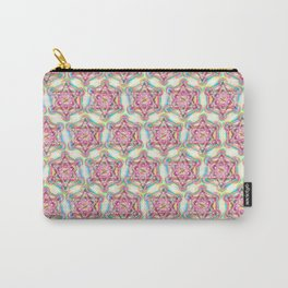Metatron's Cube Sacred Geometry Carry-All Pouch