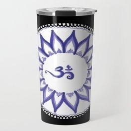 Ohm Flower Travel Mug