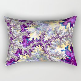 Hallucinatory Fractal Rectangular Pillow