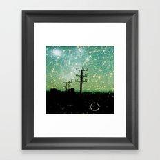 Constellations (2) Framed Art Print