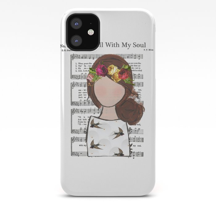 Wit and Bun Deux iphone 11 case