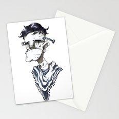Frankenstein Hipster Stationery Cards