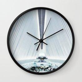New York City Landmark (Color) Wall Clock