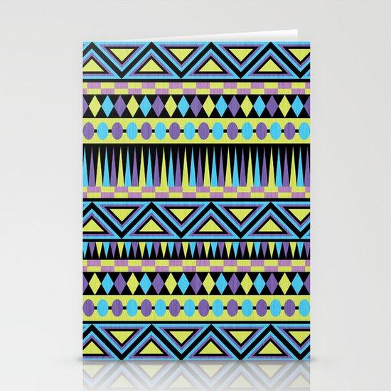 Pattern Playtime Stationery Cards