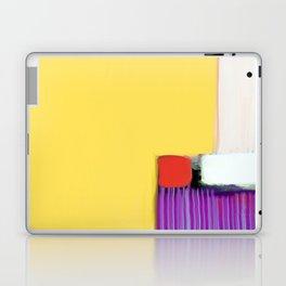 Blue Strings Laptop & iPad Skin