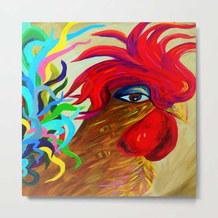 Just Plain Silly 2! Metal Print
