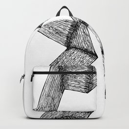 Joined Wood Backpack