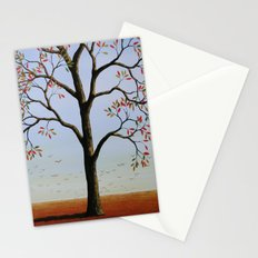 Warm Autumn Evening Stationery Cards