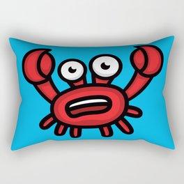 Crab Luigi Rectangular Pillow
