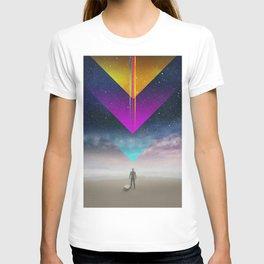 006 - Cosmic surfer T-shirt
