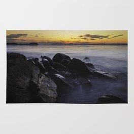 Shoal Bay, New South Wales Rug