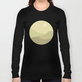 Minimal Meadow Day Long Sleeve T-shirt