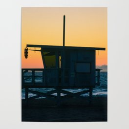Sunset Tower Poster