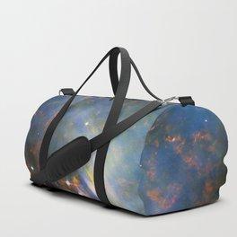 Beating Heart of the Crab Nebula Duffle Bag