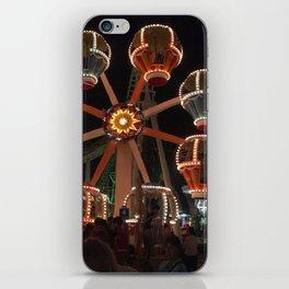 Boardwalk Ferris Wheel iPhone Skin