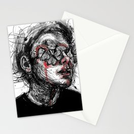 Deep wounds Stationery Cards