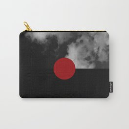 Night Skies Red Carry-All Pouch