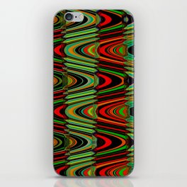 Retro Pop iPhone Skin