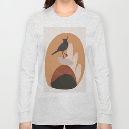 Cute Little Bird I Long Sleeve T-shirt