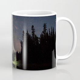 Milky Way in the Trees Coffee Mug