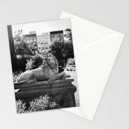 Elizabeth Street Garden II Stationery Cards
