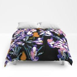 Crocuses Comforters