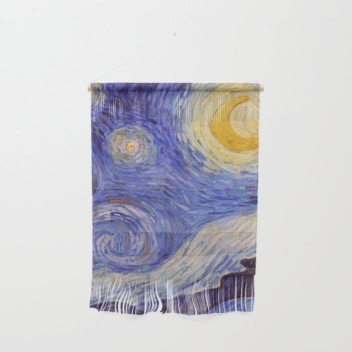 Vincent Van Gogh Starry Night Wall Hanging
