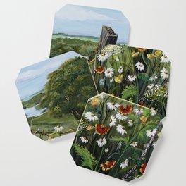 Wild Daisies Coaster