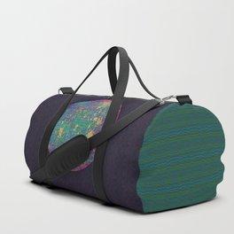 Stripey Mercury Duffle Bag